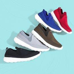Terinspirasi Dari Gelombang Kehidupan, Wakai Meluncurkan Sepatu Slip-On